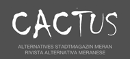 Alternatives Stadtmagazin Meran